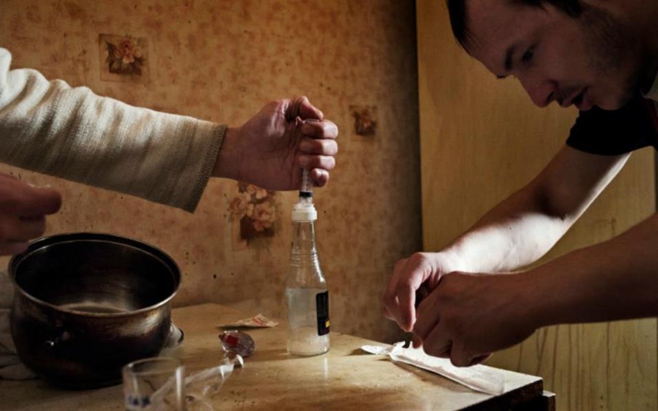Krokodil: droga semelhante à heroína é a mais mortal do mundo [galeria]