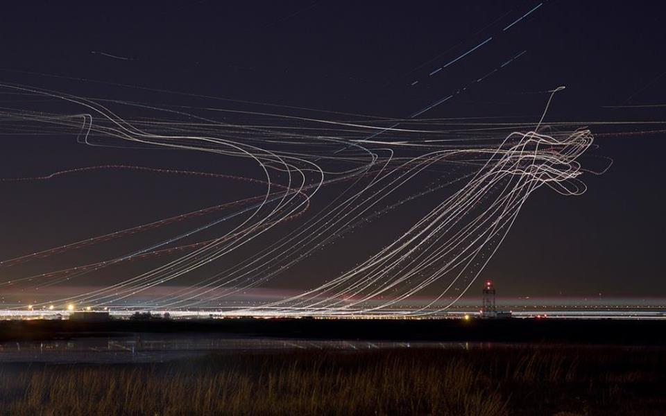 Time-lapse mostra a beleza da rotina dos aeroportos [vídeo]