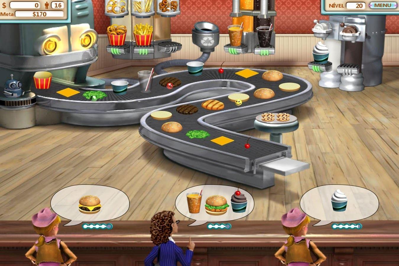 Burger Shop Download Mac