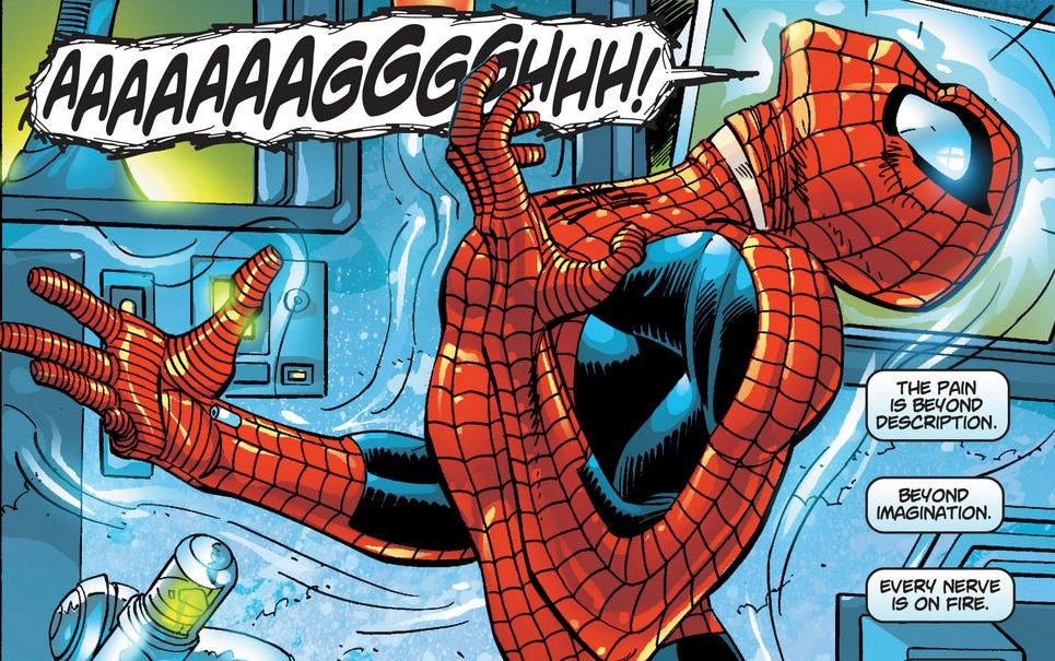 Animação reimagina Homem-Aranha com verdadeiras características aracnídeas