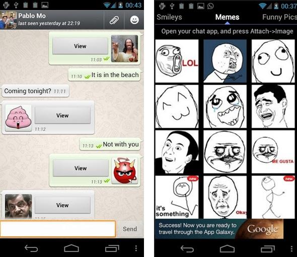 BlueStacks - Transferindo Fotos do WhatsApp para o