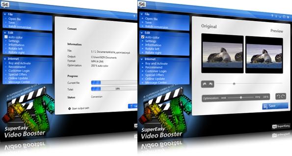 Otimize seus vídeos