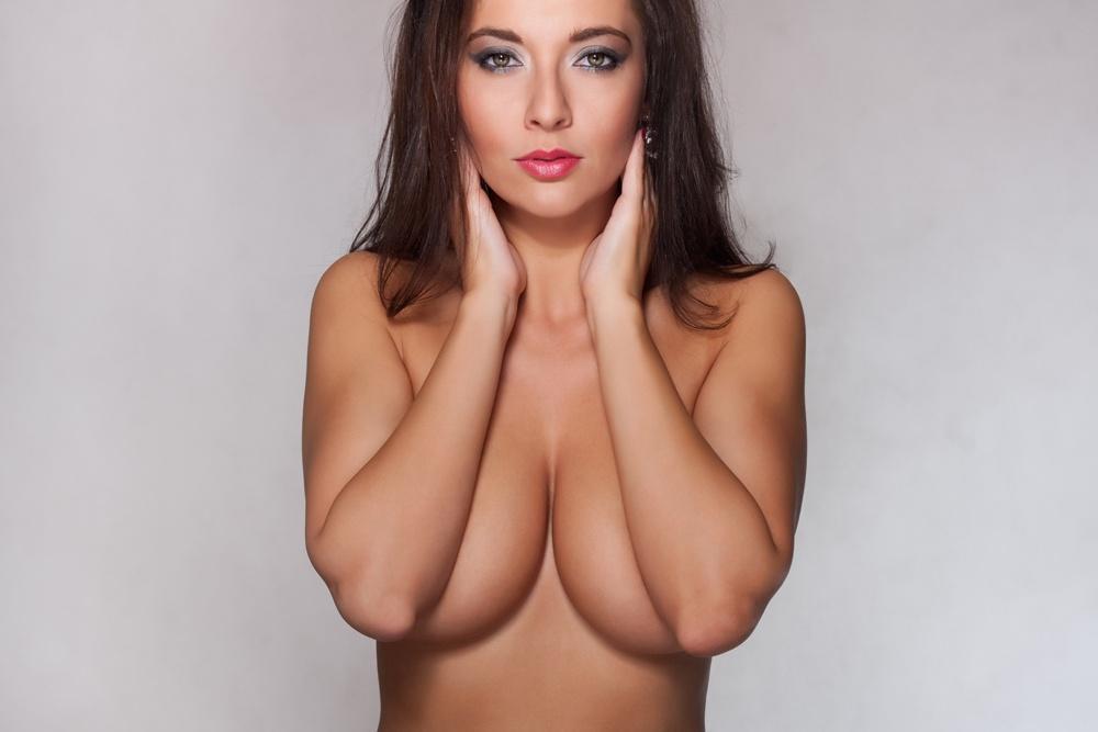 Aumento em um peito Bratsk