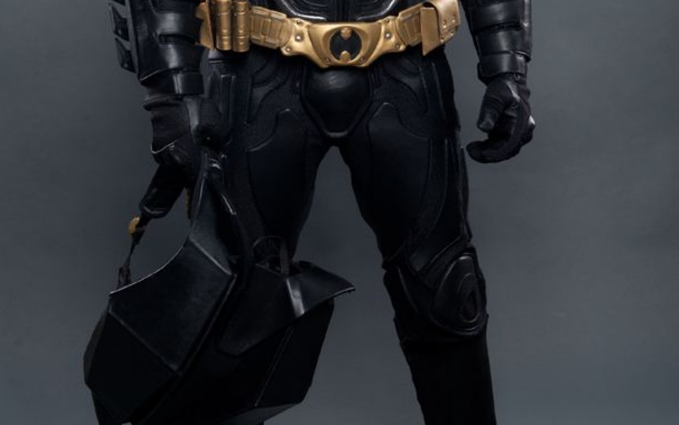 Transforme-se no Batman com nova mochila inspirada na trilogia do herói