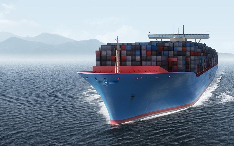 Vídeo mostra a construção do maior cargueiro do mundo