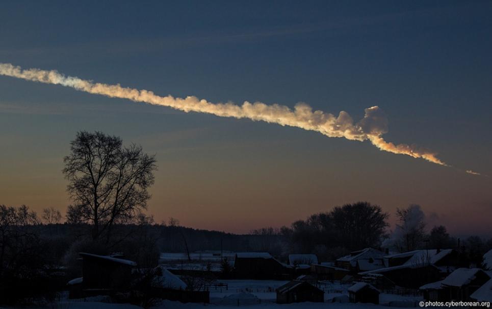 A Rússia foi protegida por um OVNI?
