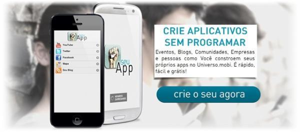 Como criar aplicativos para smartphones sem saber programar