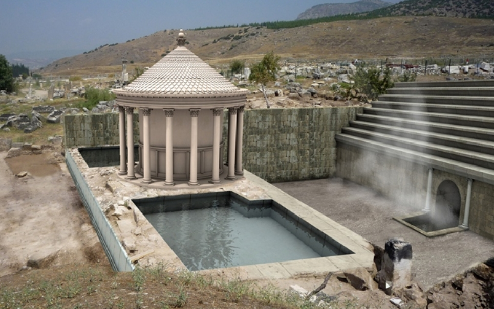 """Portal do Inferno"" é descoberto por arqueólogos na Turquia"