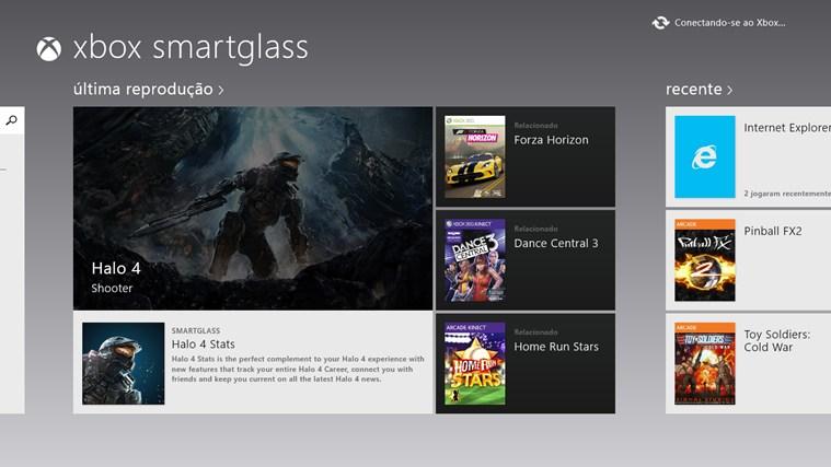 Xbox SmartGlass.