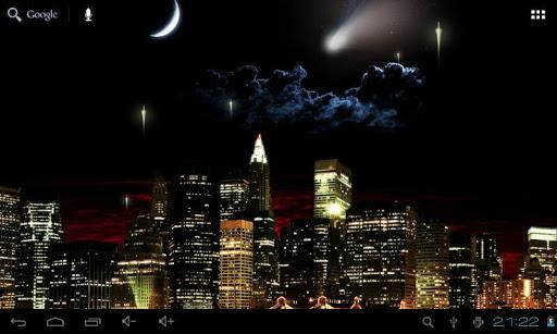 Armageddon live wallpaper 3d download for Wallpapers 3d animados para android