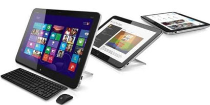 HP anuncia tabletop ENVY Rove 20 com Windows 8