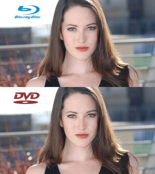 Por que a imagem do Blu-ray é melhor do que a da TV a cabo?