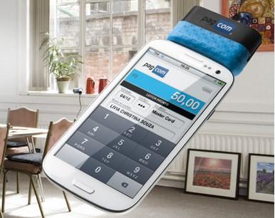 5 máquinas de cartão e apps para seu celular receber pagamentos