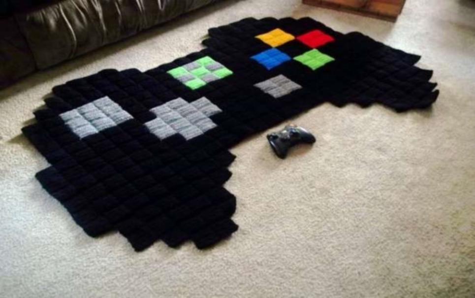 Confira sete tapetes ideais para os amantes de video game