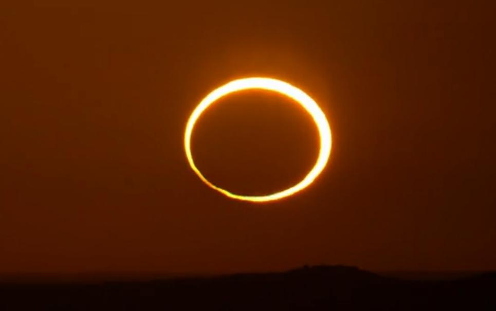 Assista ao último eclipse solar através deste incrível time-lapse