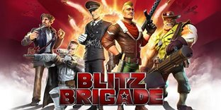 Blitz Brigade - Online multiplayer shooting action!