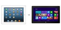 Microsoft compara iPad a tablets com Windows 8