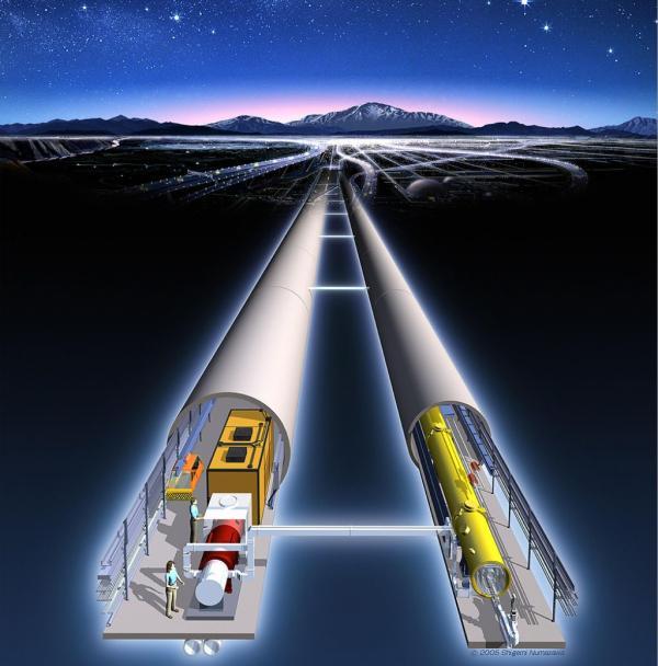 ILC: o maior colisor de partículas do mundo está prestes a ser construído
