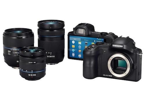 Samsung Galaxy NX: câmera mirrorless com Android tem fotos divulgadas