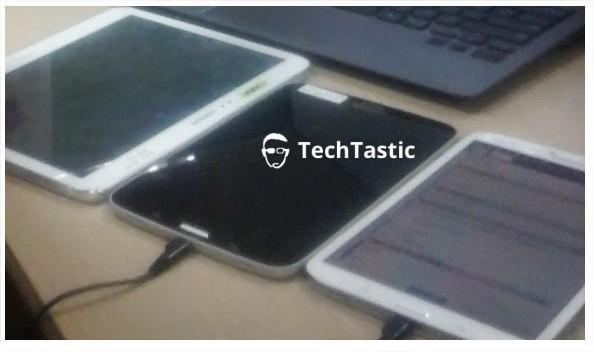 Vazam supostas imagens do Galaxy Tab 3 com tela de 8 polegadas