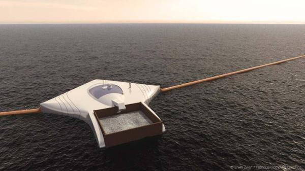 Estudante de 19 anos encontra a solução para a limpeza dos oceanos