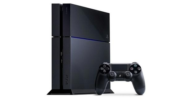 Foto do PlayStation 4