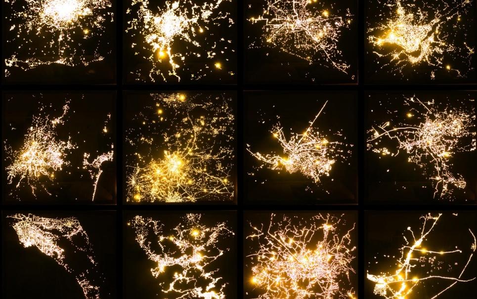 Designer produz GIFs incríveis por meio de imagens de satélites