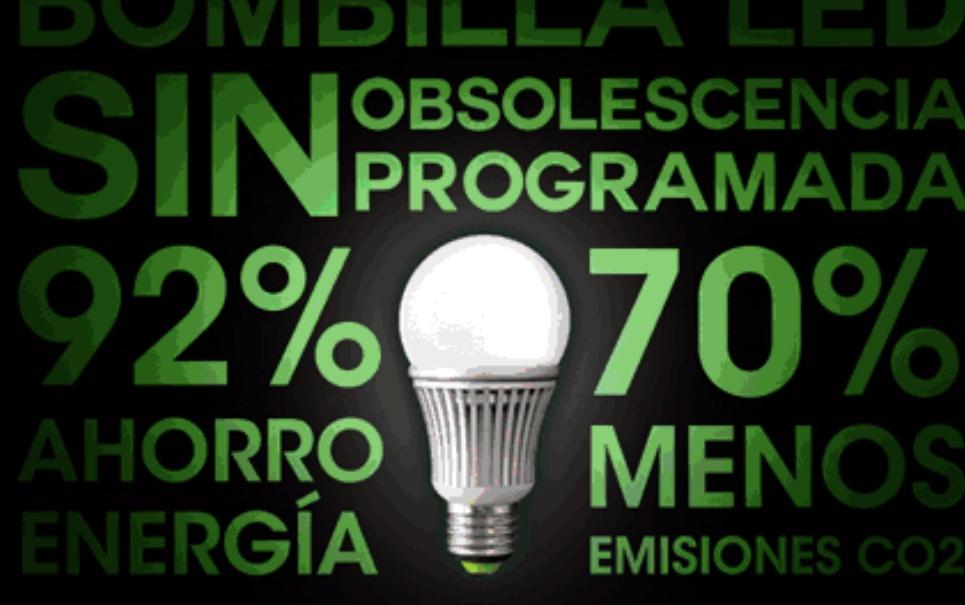 Espanhol cria lâmpada econômica e duradoura e é ameaçado de morte