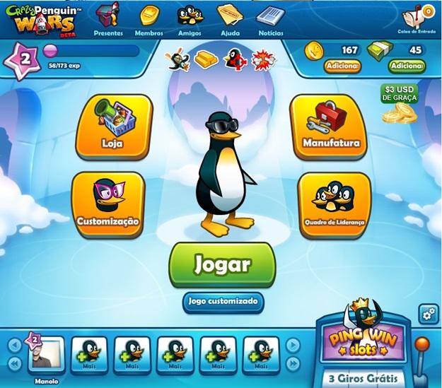 penguin diner 3