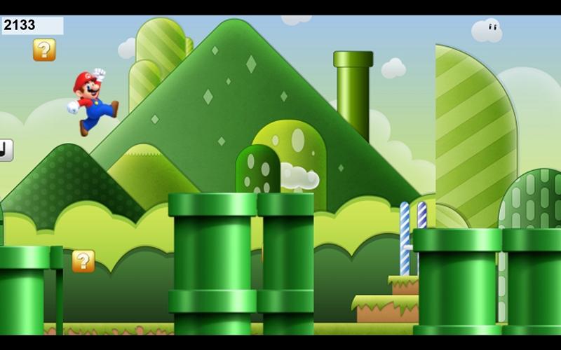 Super Mario Jump