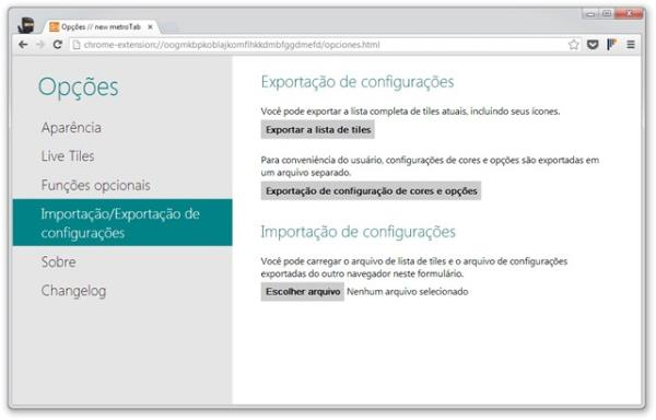 Google Chrome: como deixar a aba Nova Guia com a cara do Windows 8