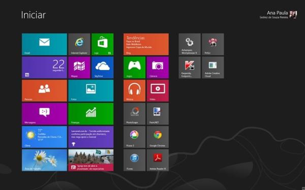 Windows 8 quebrando paradigmas