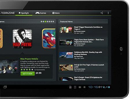 Por que os tablets são uma alternativa válida para video games