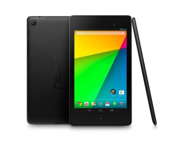 Tablet Nexus 7 2 é anunciado oficialmente