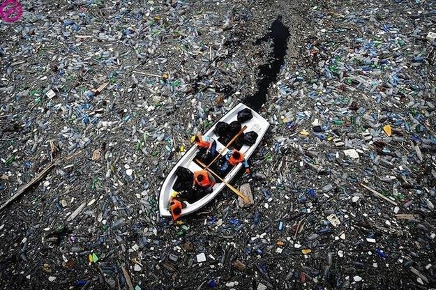 O Lixão do Pacífico,5 lugares que você não vai querer visitar