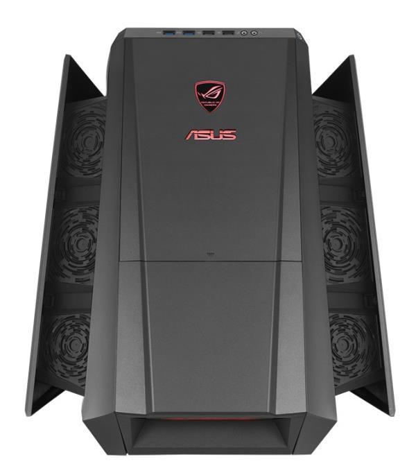 ASUS revela ao mundo o ROG Tytan G70, um novo PC para gamers