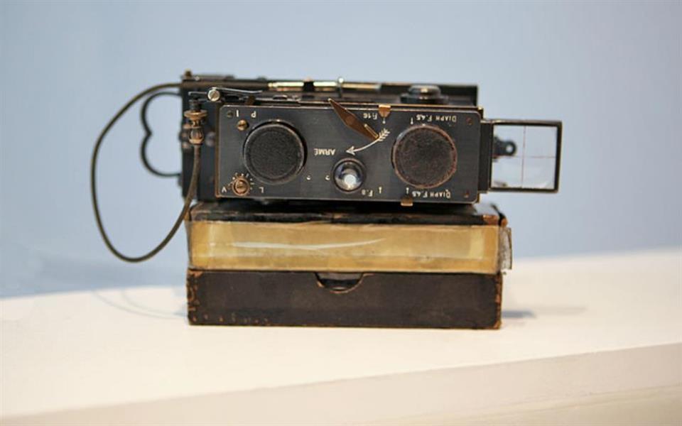 Fotógrafo encontra fotos da I Guerra Mundial em câmera 3D raríssima
