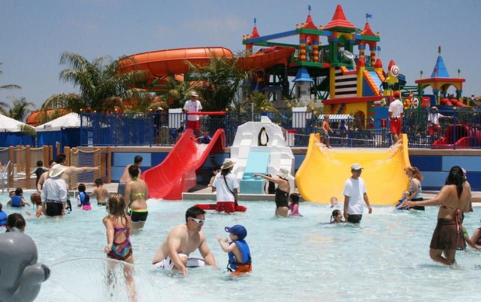 Parque da LEGO terá atrações aquáticas a partir de outubro