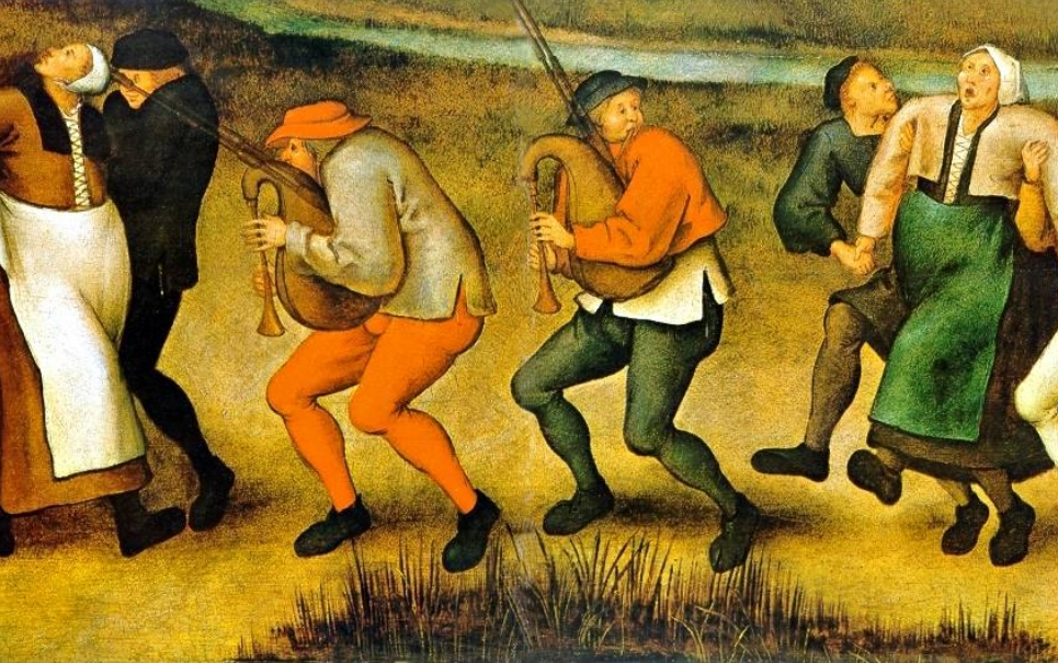 Conheça a bizarra história do surto que fazia as pessoas dançar até a morte