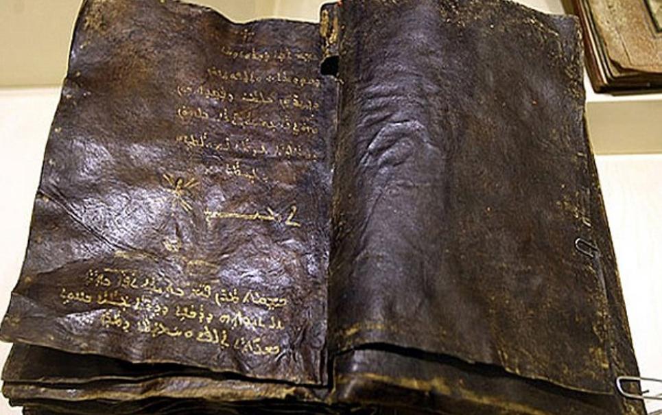 Bíblia com evangelho inédito encontrada na Turquia preocupa o Vaticano