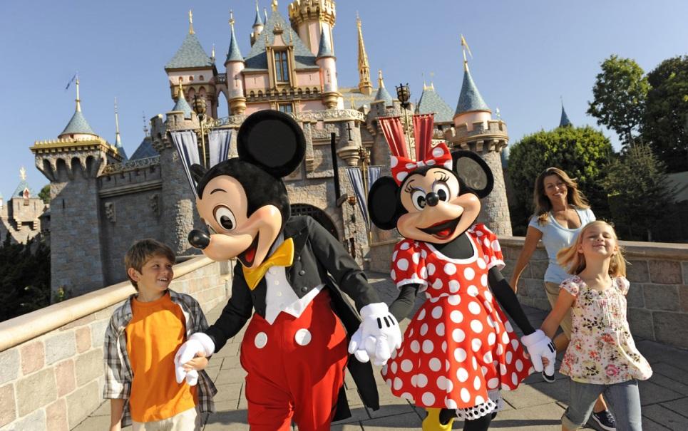 10 fatos inusitados sobre os parques da Disney