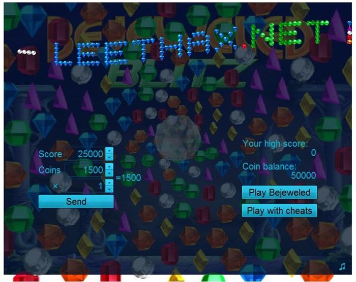 Leethax para Firefox