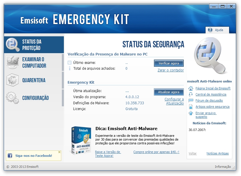 Emergency Kit Scanner