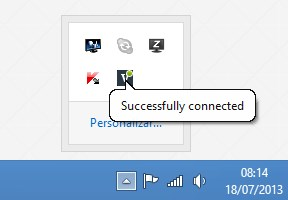 Conectado