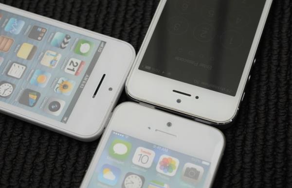 iPhone 5S pode ter botão Home curvado para fora e leitor de digitais