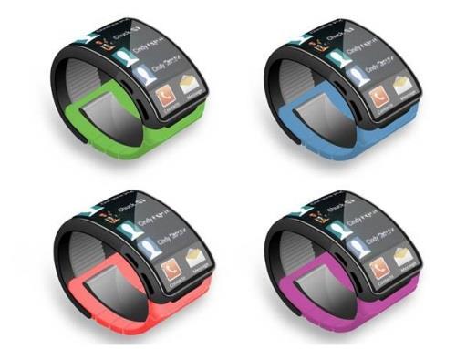 Smartwatch da Samsung: designers modelam aparelho com base em patentes
