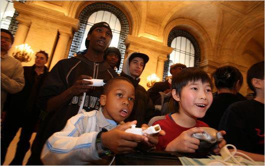 Games em bibliotecas podem incentivar a leitura, diz pesquisa