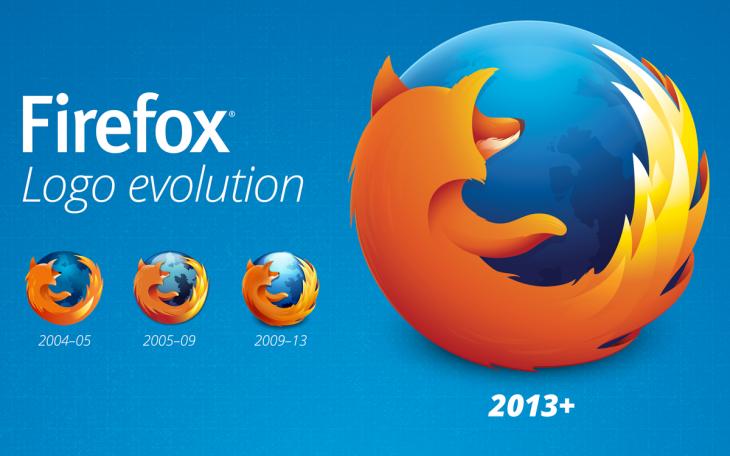 Firefox 23 marca a estreia de um novo logotipo para o navegador
