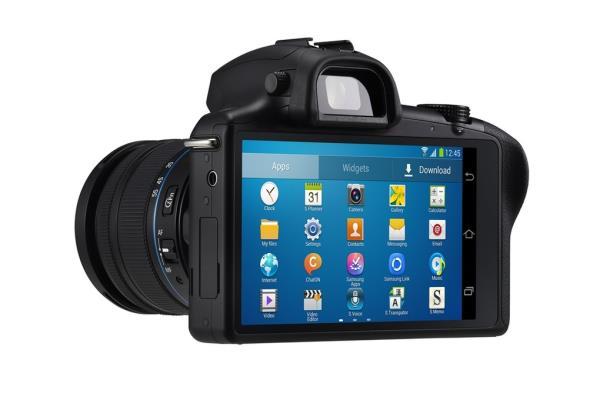 Samsung Galaxy NX poderá ser vendida por US$ 1.599 em outubro
