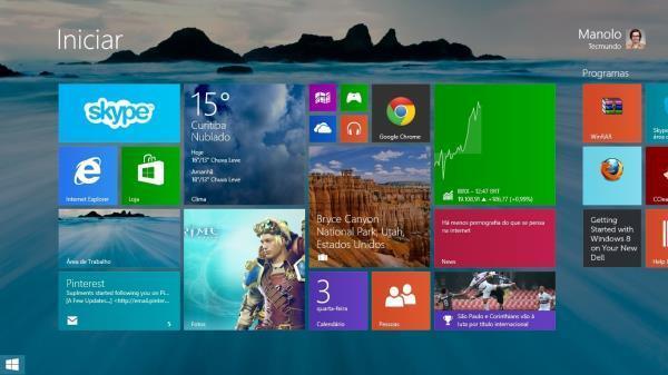 Versão final do Windows 8.1 já foi entregue para fabricantes, afirma blog